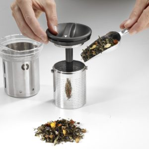 Cuisinart 2 in 1 PerfecTemp Tea Steeper & Kettle Infuser Basket and Loose Leaf Tea
