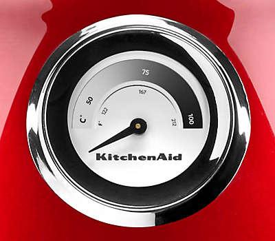KitchenAid Variable Temperature Electric Kettle Current Temperature Gauge