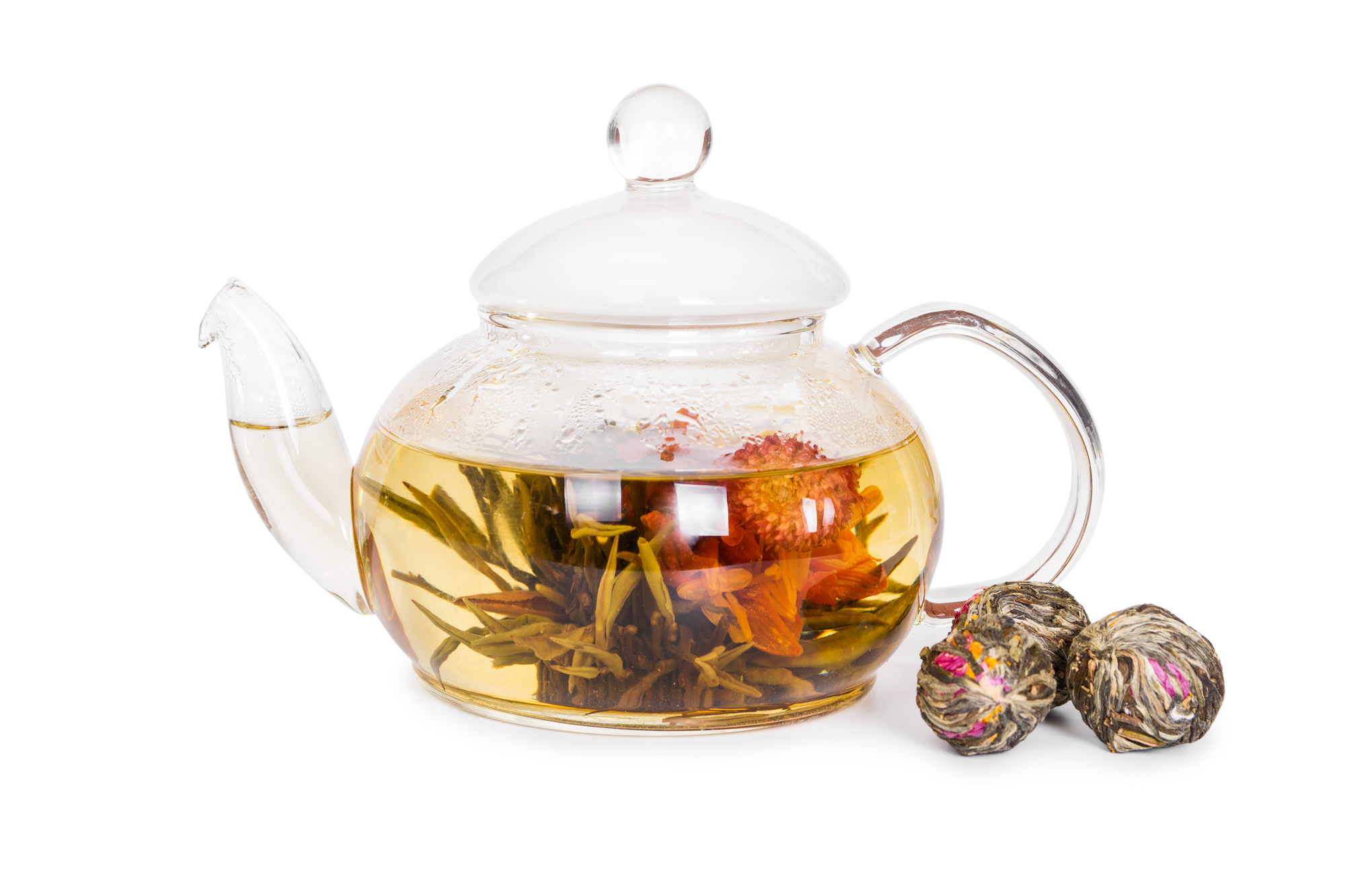 what is a flowering tea?